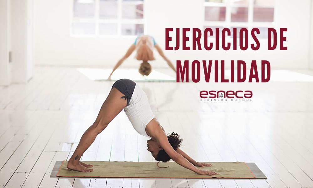 Cinco ejercicios de movilidad para fortalecer articulaciones