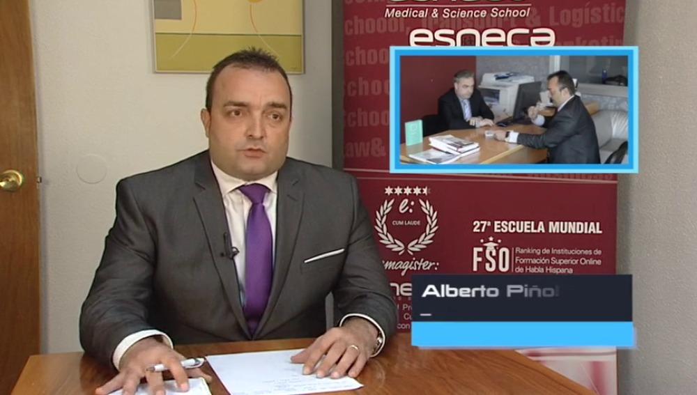 La Sexta entrevista a nuestro director Albert Pinyol