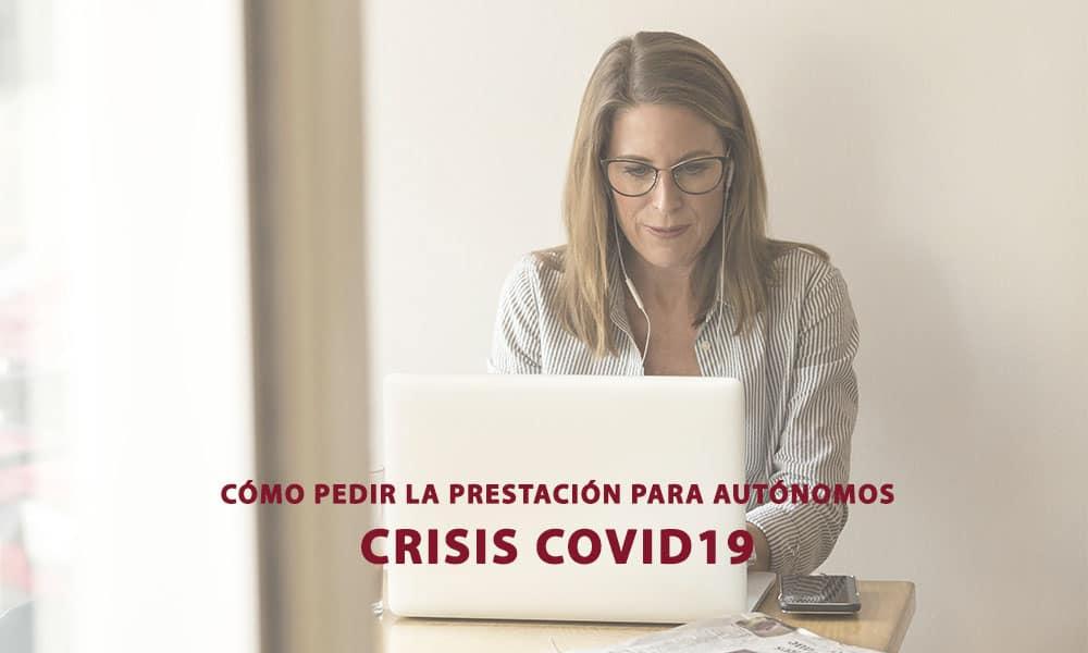 Cese actividad autónomos: cómo pedir la prestación por la crisis del coronavirus