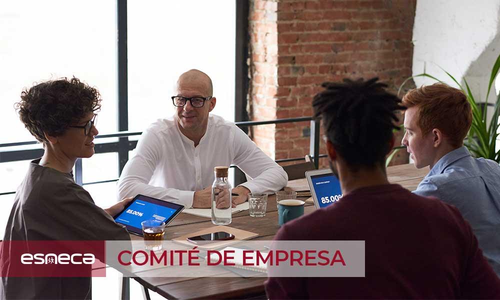 Comité de empresa: qué es, regulación, competencias y funciones