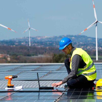 Consultor de energía eólica