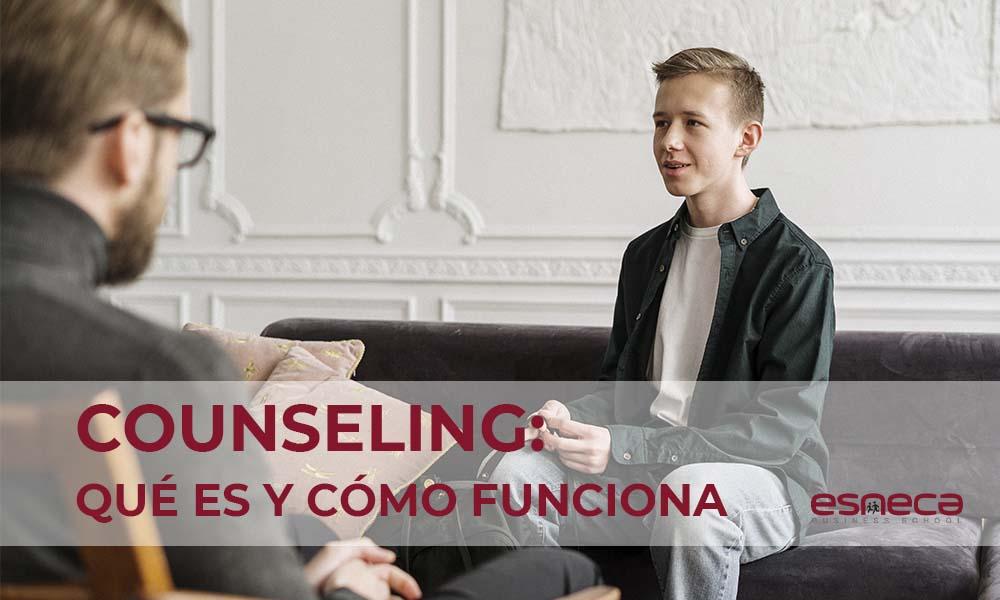 ¿Qué es el counseling y cómo funciona?