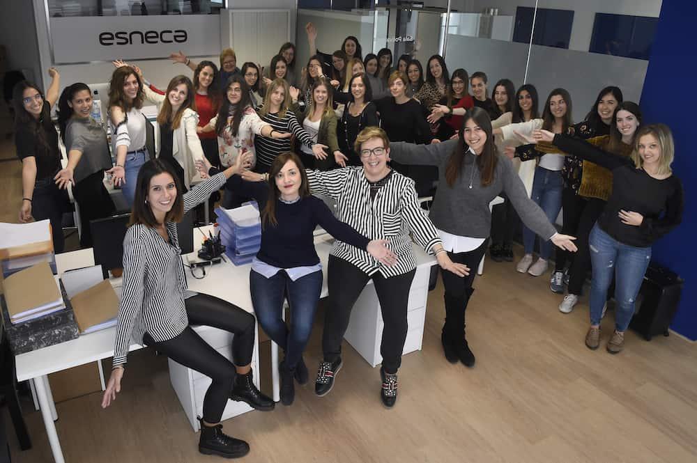 8-M: Esneca Business School tiene nombre de mujer