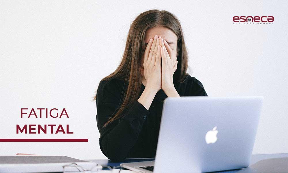 Fatiga mental: síntomas, causas y consejos para combatirla