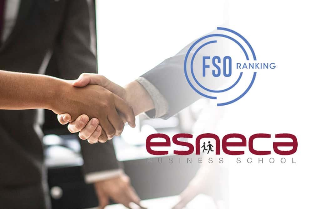 ESNECA, entre las mejores escuelas de negocios según el Ranking FSO Mundial