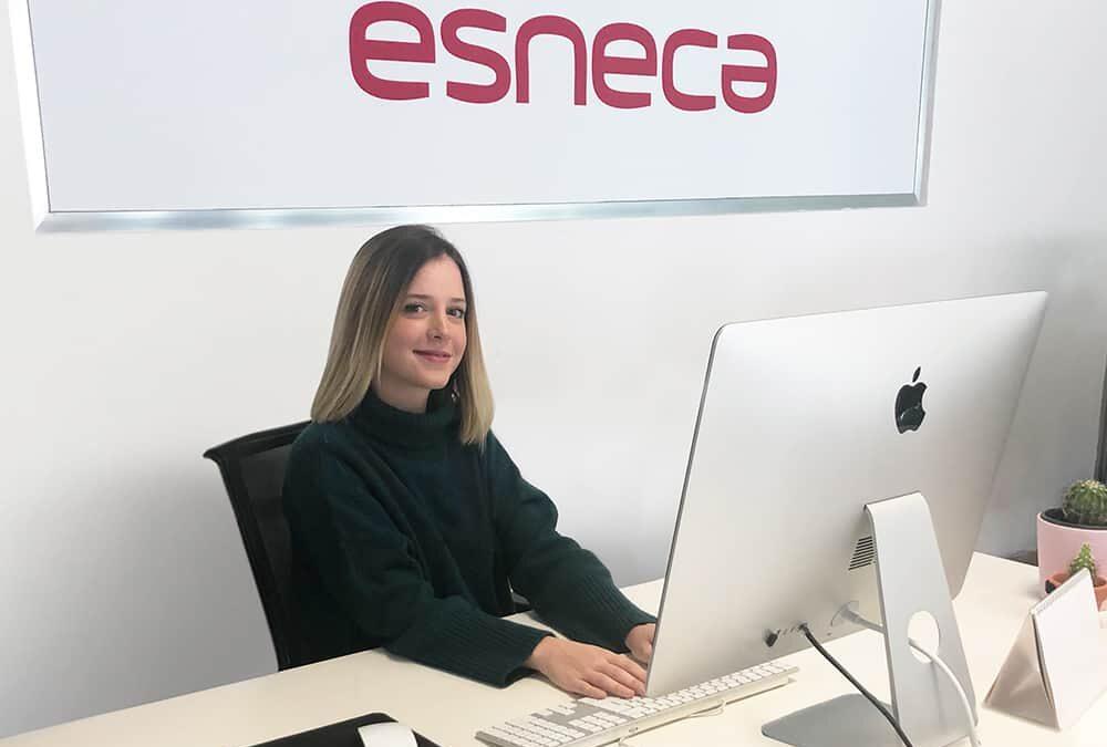 María Sánchez, de ESNECA, nominada al Premio Profesor Escuela de Negocios AEEN 2019