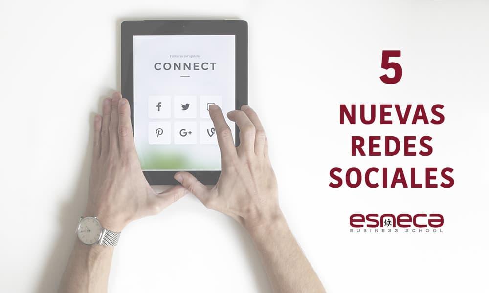 5 nuevas redes sociales (o no) que debes conocer