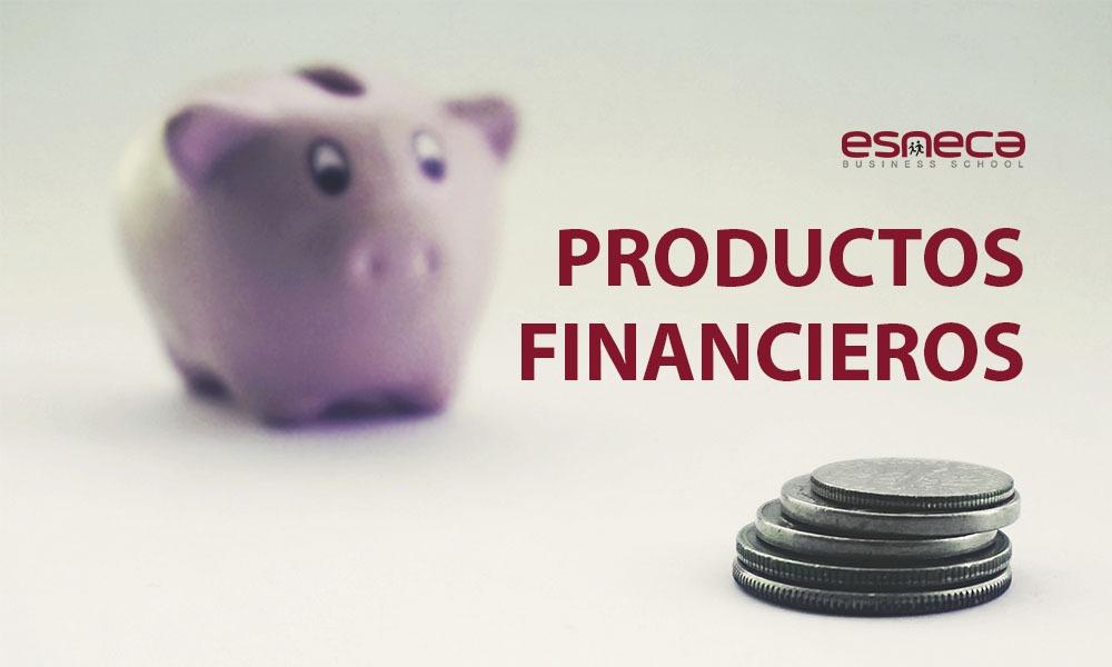 ¿Cuántos tipos de productos financieros existen?