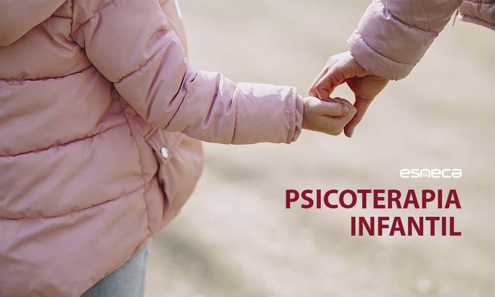Psicoterapia infantil: ¿Cuándo es necesaria?