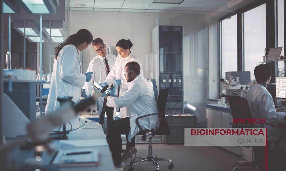 Qué es la bioinformática, sus aplicaciones y su futuro profesional
