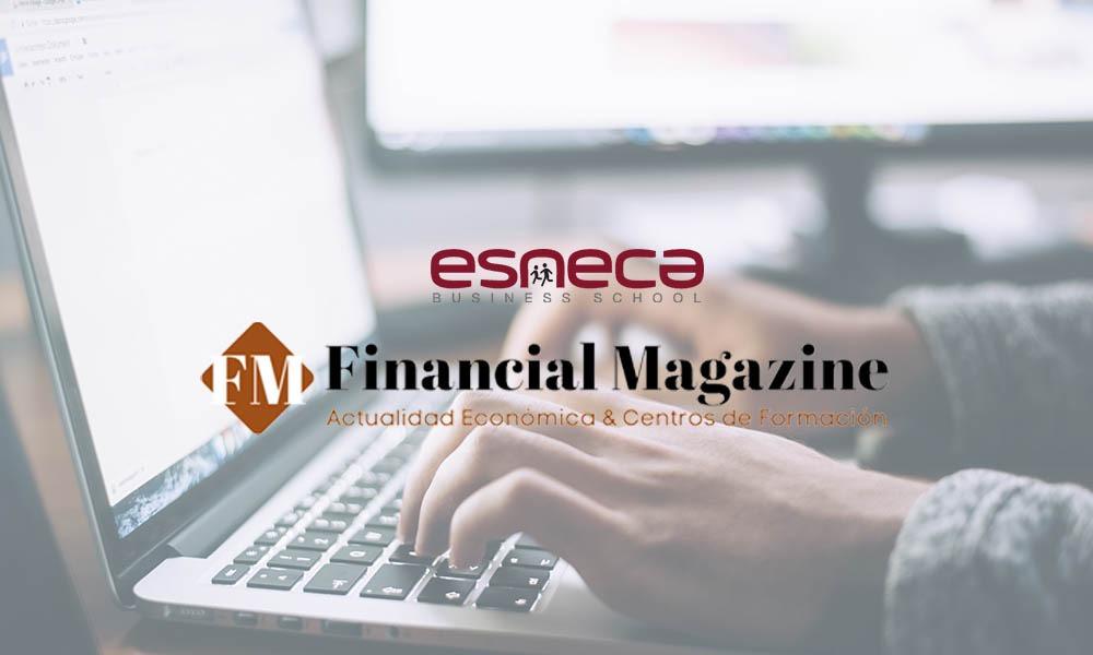 Esneca, entre las mejores escuelas de negocios del Ranking de Financial Magazine