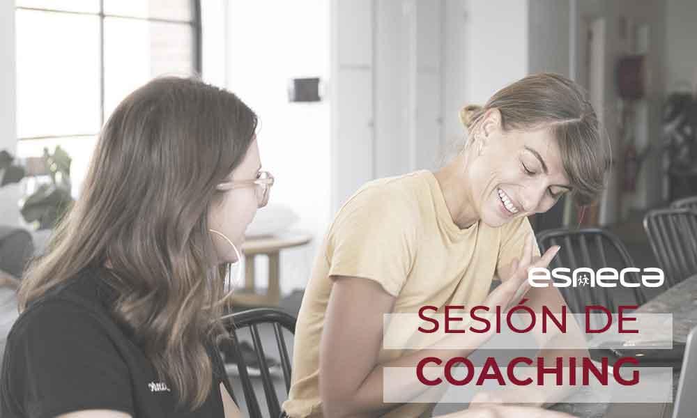 ¿Cómo es una sesión de coaching?