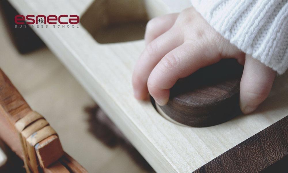 9 actividades Montessori para aprender jugando