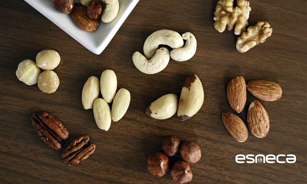 Los alérgenos alimentarios más comunes
