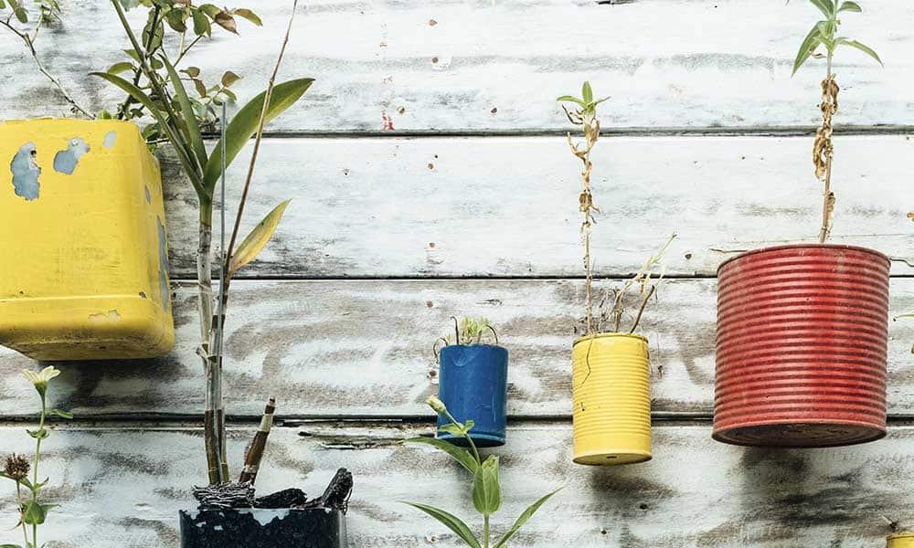 Aprender a reciclar y reutilizar en casa