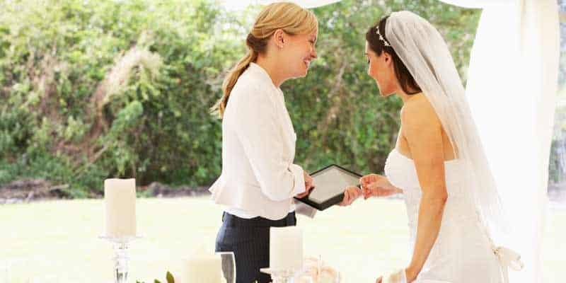 Aprende Cómo preparar una boda