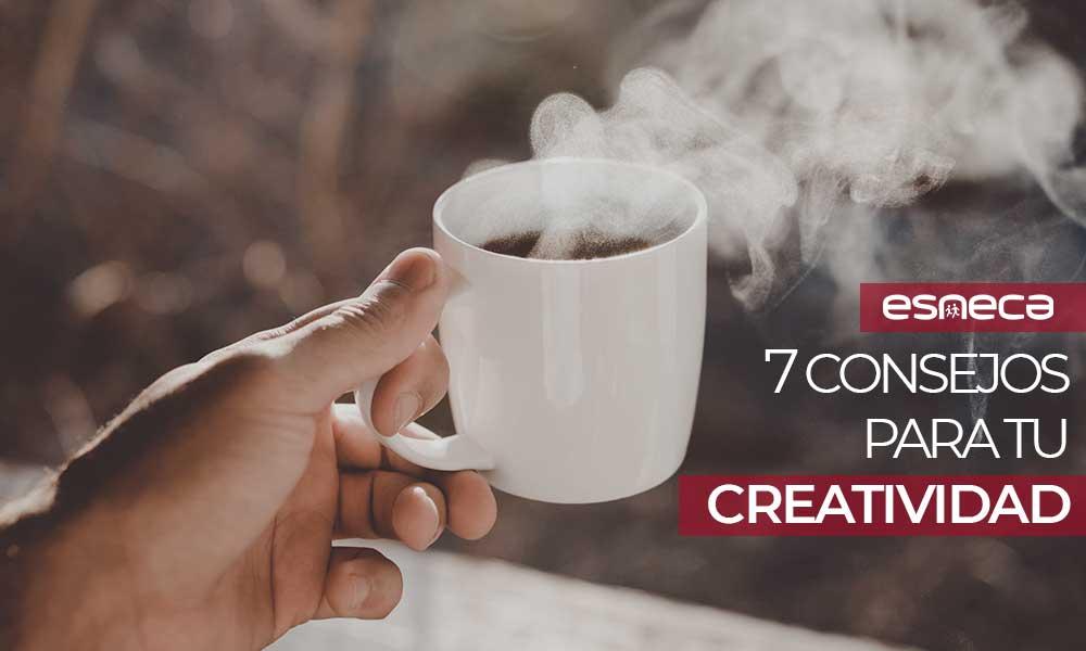 ¿Cómo ser más creativo?: 7 consejos útiles