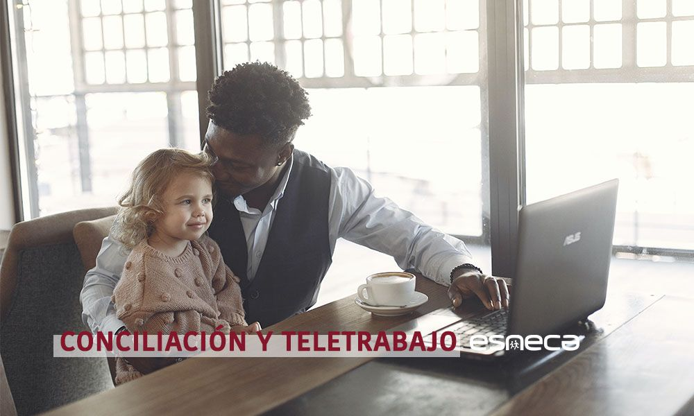 Conciliación laboral y familiar en la era del teletrabajo y la cuarentena
