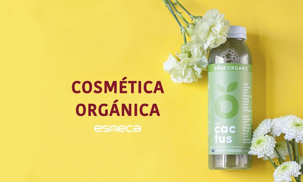 ¿Qué es la cosmética orgánica y cómo la diferenciamos del resto?