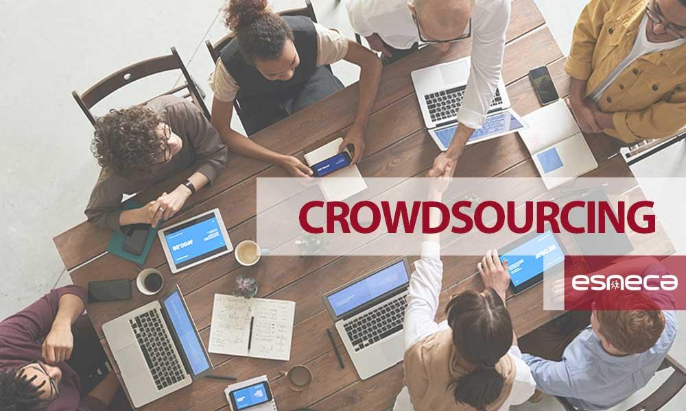 ¿Qué es el crowdsourcing y qué beneficios te puede aportar?