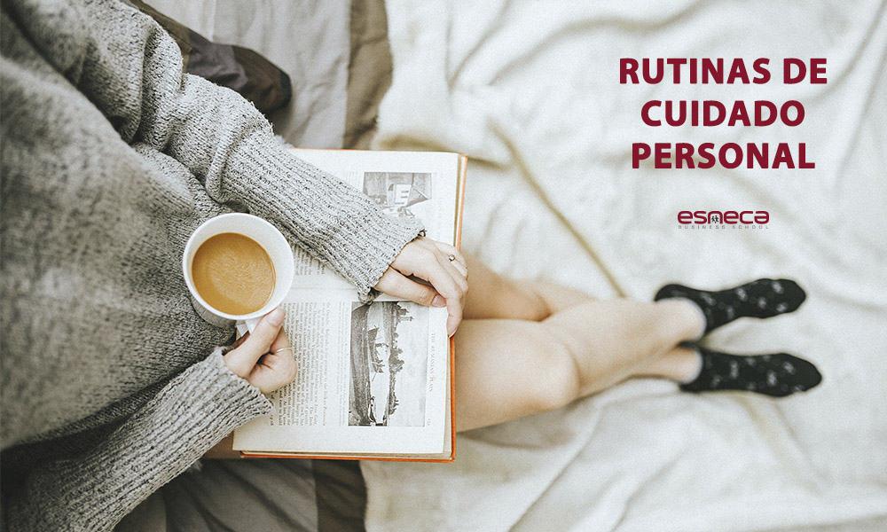 5 rutinas de cuidado personal que probar ahora mismo
