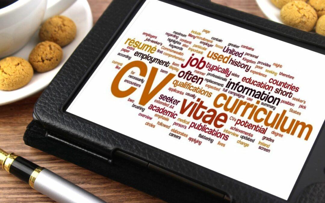Qué incluir y qué no en tu Currículum Vitae