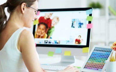 Aprende con el Curso Diseño Gráfico Online a usar todas las herramientas y software de diseño y edición