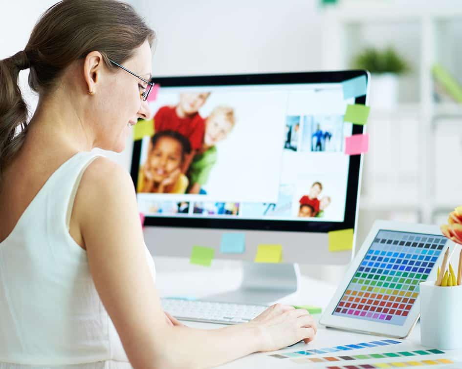 Estudiar Curso Diseño Gráfico Online