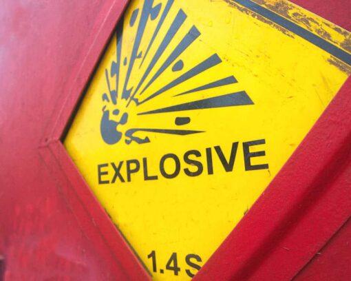Estudiar Curso de Vigilante de Explosivos