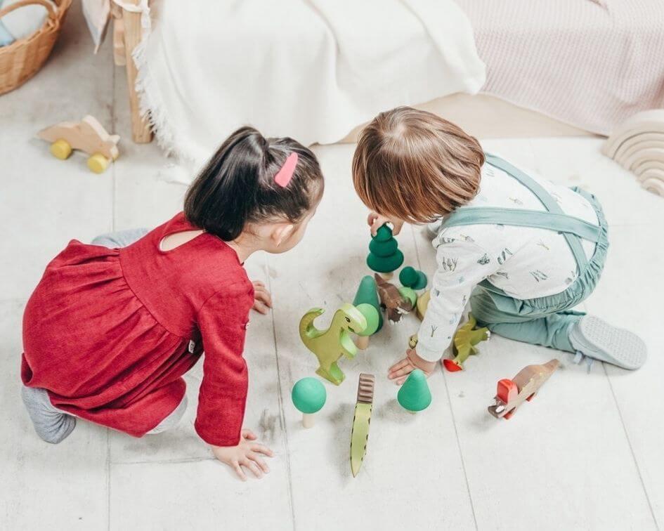 Estudiar Máster en Pedagogía Montessori