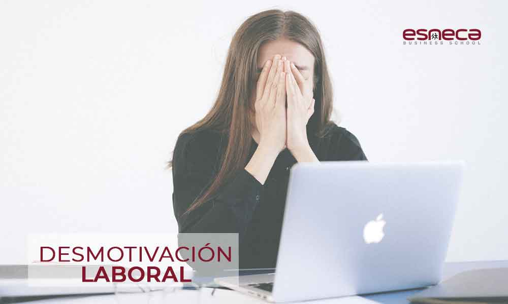 Causas de desmotivación laboral y cómo evitarla