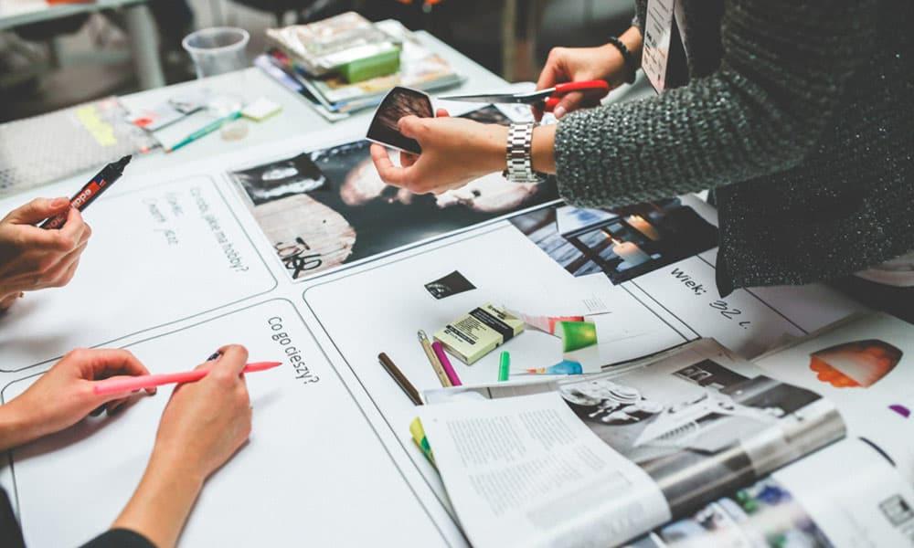 Características del diseño editorial moderno