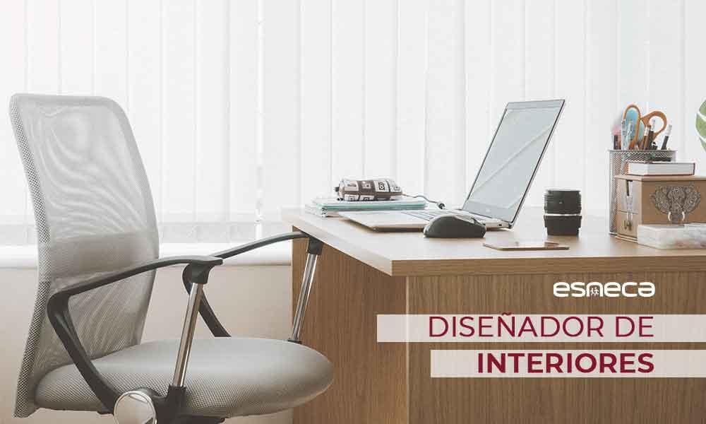 Perfil profesional del diseñador de interiores