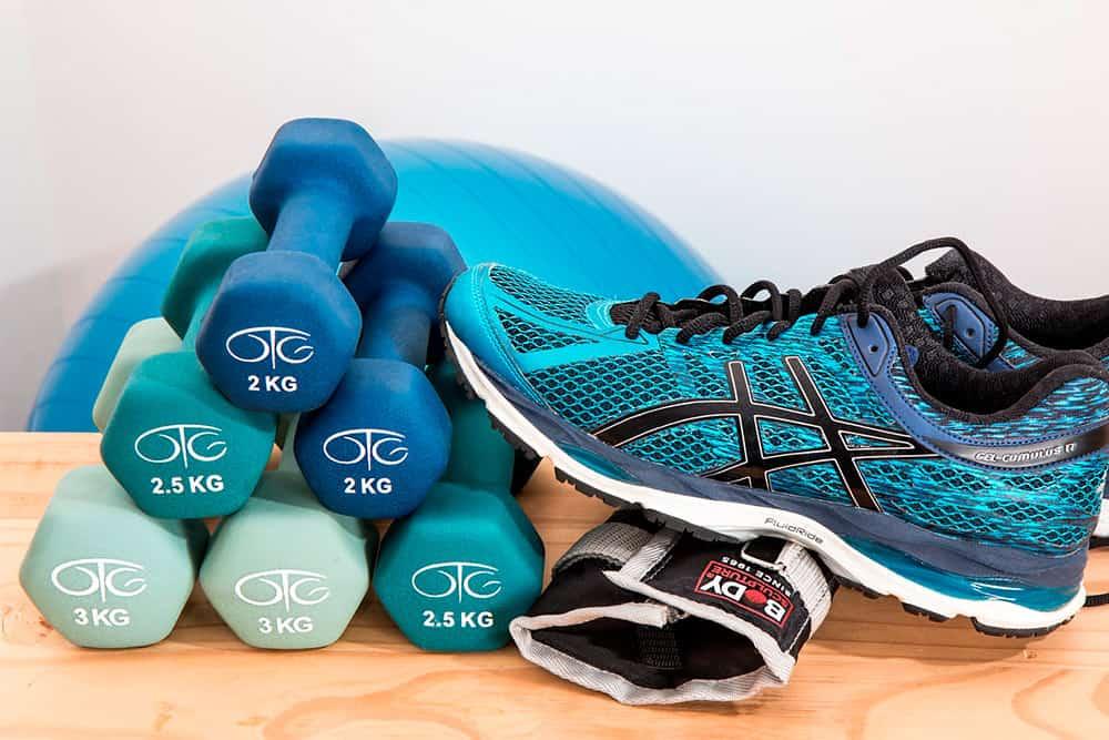 Cómo entrenar en casa y cumplir objetivos