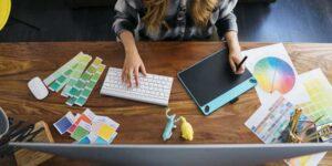 Estudiar diseño gráfico te convertirá en un profesional