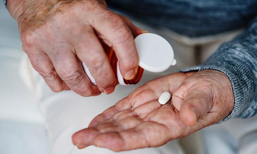 La farmacia a domicilio, un tema pendiente