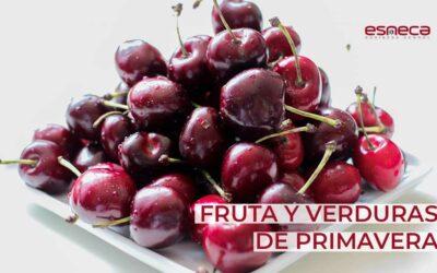 De marzo a junio: 10 verduras y frutas de primavera