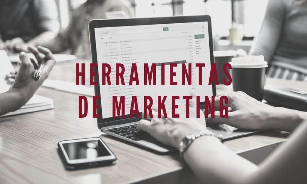 Guía de herramientas de marketing por especialidad