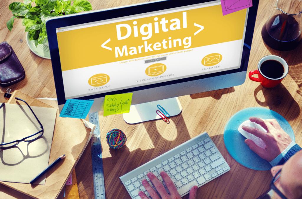 Marketing Online: La decisión acertada.