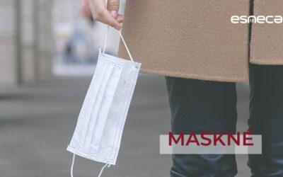 Todo sobre el maskné, el acné causado por las mascarillas