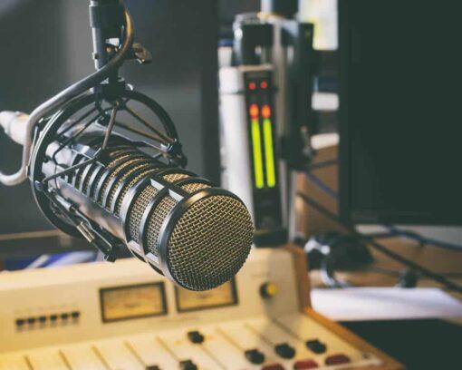 Estudiar Máster en Locutor de Radio