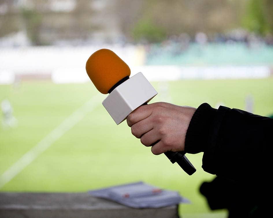 Fórmate con el Máster en Periodismo Deportivo