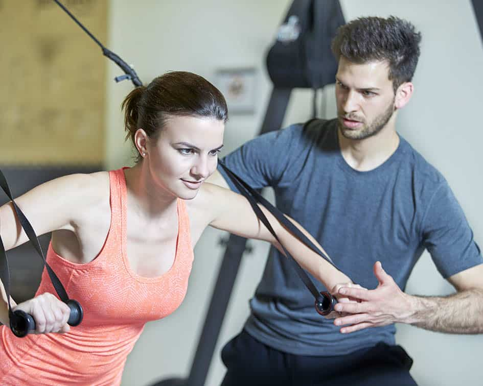 master en personal trainer + master en coach deportivo