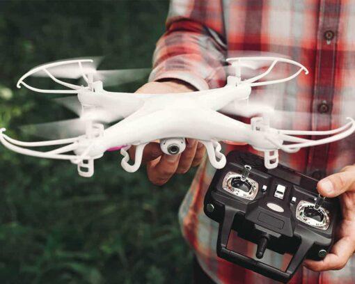 estudiar Máster en Pilotaje de Drones