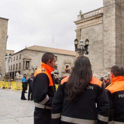 Estudiar máster en protección civil