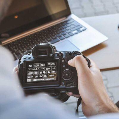 máster en fotografía digital y photoshop