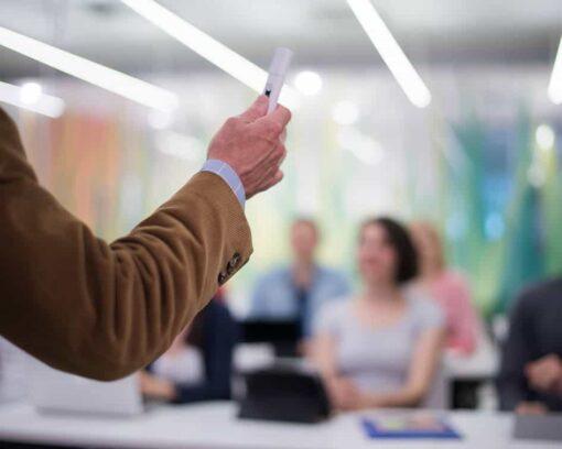 Estudiar MBA Formador de Formadores