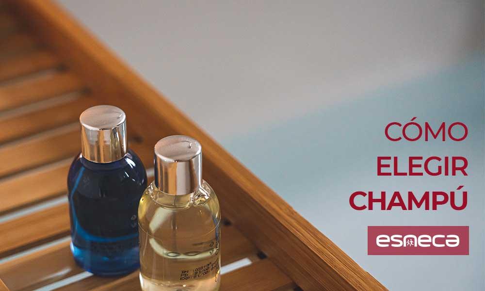 Cómo elegir el mejor champú para tu cabello