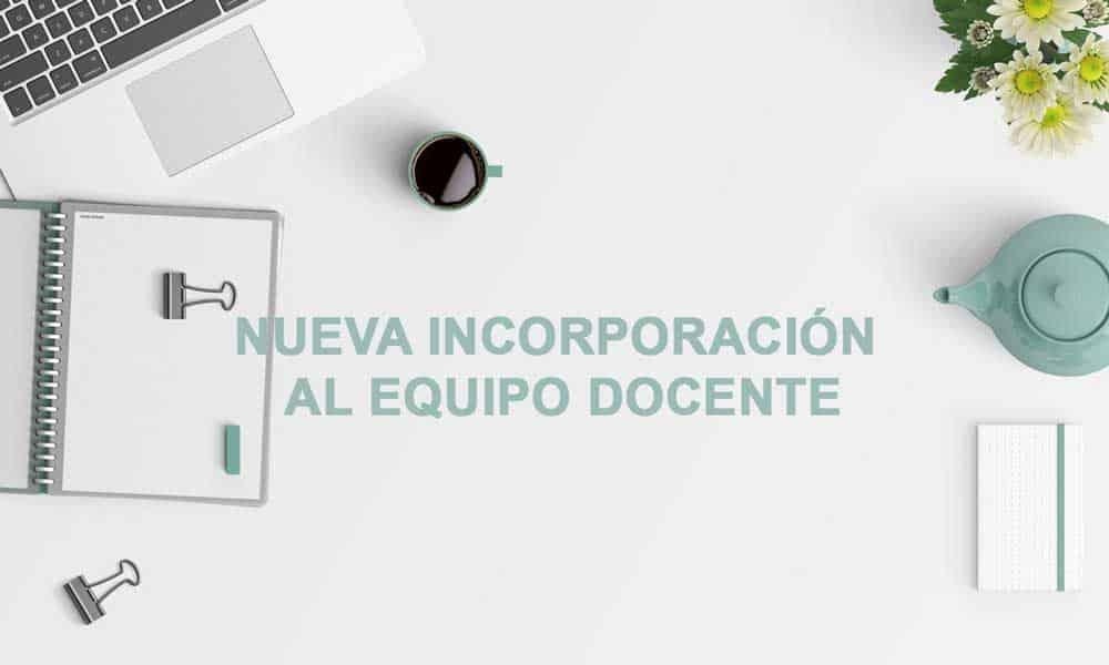 El Dr Víctor Vidal se incorpora al equipo docente de Esneca