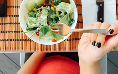 Guía de nutrición y dietética en el embarazo